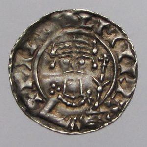 William I Silver Penny 1066-1087AD Paxs Type Bristol-0