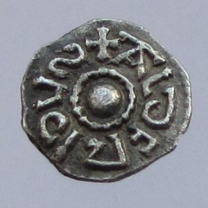 Aldfrith Silver Sceat 685-705AD-0