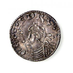 Edward The Confessor Silver Penny 1042-1066AD Lincoln-17641