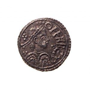 Offa Silver Penny 757-796AD Light Coinage Portrait-11388