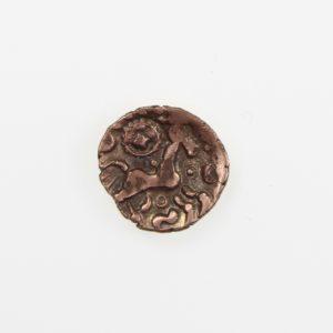 Celtic Gold Quarter Stater Dobunni Corio 20BC-5AD-10739
