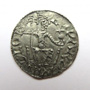 Edward The Confessor Silver Penny 1042-1066AD York-5152