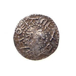 Offa Silver Penny 757-796AD East Anglian Portrait-11386