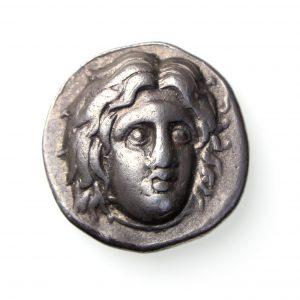 Caria, Rhodes Silver Didrachm 275-250BC-18256