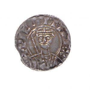 William I AR Penny Sword Type 1066-1087AD-11378