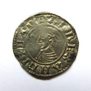Eadgar Silver Penny 959-975AD Reform Coinage York-6574