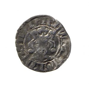 Edward III Silver Penny 1327-1377AD Florin Coinage Reading Mint-11474