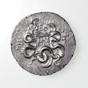 Mysia, Pergamon Silver Tetradrachm 166-67BC-18259