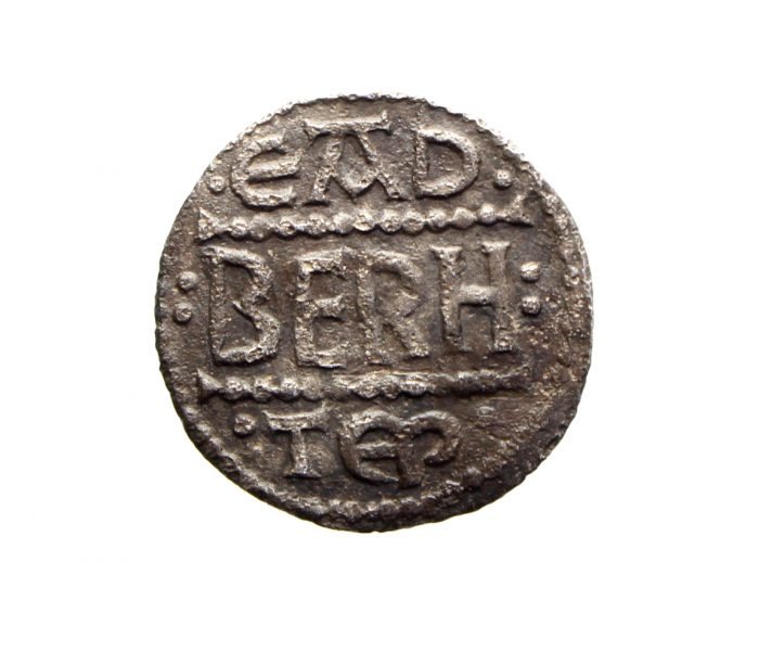 Eadberht, Bishop of London Silver Penny 787-789AD-11413