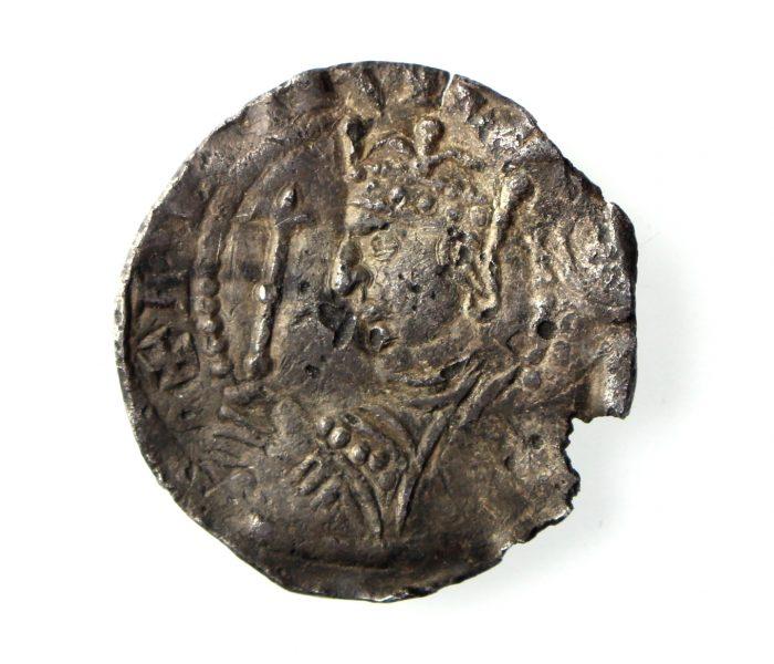Henry I Silver Penny 1100-1135AD Type 13 Bath mint -17462