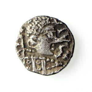 Anglo Saxon Silver Thrysma 675-685AD Vanimundus Type -17467