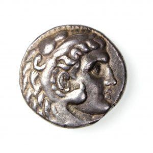 Seleukos I Nikator Silver Tetradrachm 312-281BC-18262