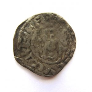 Henry I Silver Penny 1100-1135AD-9006