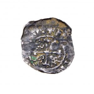 Stephen Silver Penny 1135-1154AD Norwich-11384