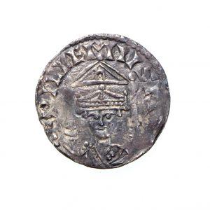 William I Silver Penny 1066-1087AD-11382