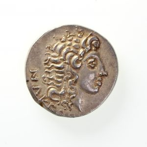 Macedonia Aesillas Silver Tetradrachm 90-70BC-11435