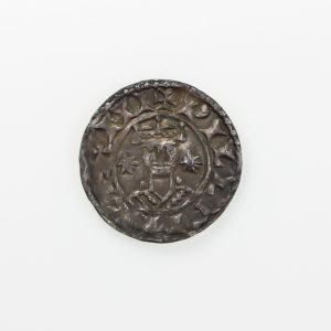 William I Silver Penny 1066-1087AD Canterbury -10957