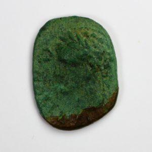 Catuvellauni Cunobelin Bronze Unit 8-41AD-10375