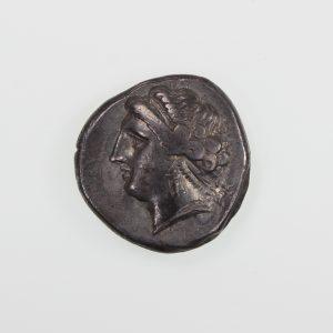 Campania, Neapolis Silver Nomos 275-250BC-10691