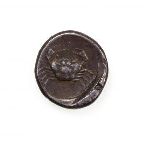 Sicily Akragas Silver Tetradrachm 465-446BC-10867