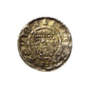 William II Silver Penny 1087-1100AD Canterbury -11514