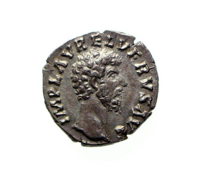 Lucius Verus Silver Denarius 161-169AD-11521