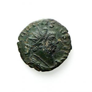 Carausius Bronze Antoninianus 287-293AD-11786