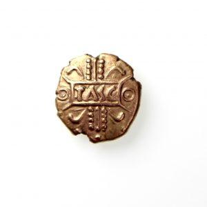 Catuvellauni Tasciovanus Gold Quarter Stater 25BC-25AD-0