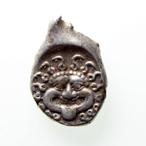 Apollonia Pontika Silver Drachm Circa 400BC -12190