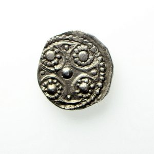 Anglo Saxon Silver Sceat 710-760AD Series H Type 48 -12242