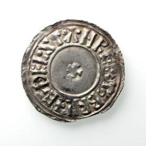 Aethelstan Silver Penny 927-939AD Regnald, York-12467
