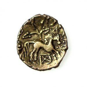 Trinovantes Addedomaros Gold Quarter Stater 45-25BC-15200