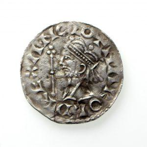 Harold II Silver Penny 1066AD Wallingford-12617