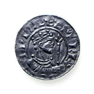 William The Conqueror Silver Penny 1066-1087ADF Profile right Leicester -12620