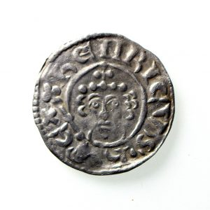 Henry II Silver Penny 1154-1189AD 1b London -12987
