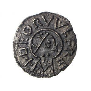 Kings of Mercia Beornwulf Silver Penny 823-825AD - POA-0