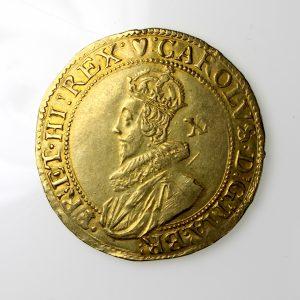 Charles I Gold Unite 1625-1649AD-0
