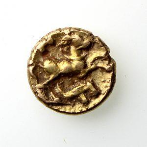 Atrebates Tincomarus Gold Quater Stater 25-10BC-13156