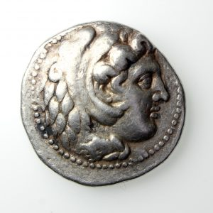 Alexander The Great Silver Tetradrachm 336-323BC-13480