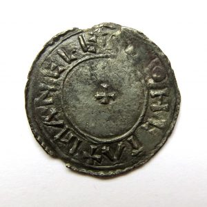 Kings of Wessex Eadred Silver Penny 946-955AD-13502