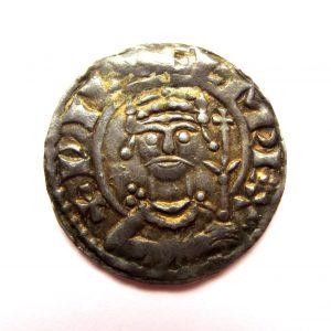 William I Silver Penny Paxs type Salisbury 1066-1087AD-13538