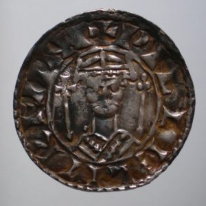 William I Silver Penny 1066-87AD Two Sceptres Type-13737