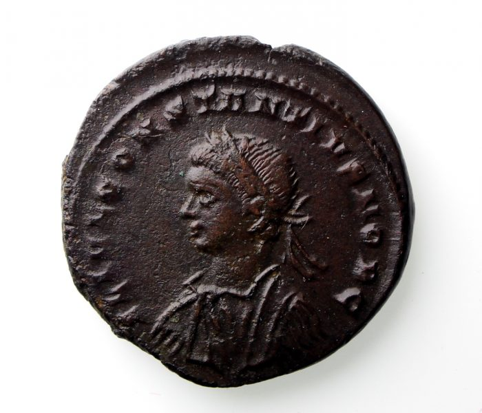 The Martock Hoard- Constantine II 306-337AD London-13860