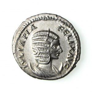 Julia Domna Silver Antoninianus w.of S. Severus 193-211AD-14750