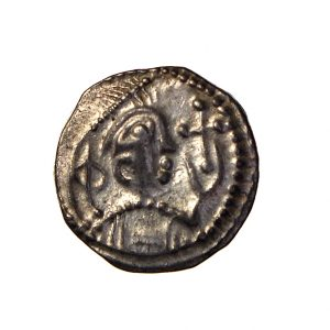 Anglo Saxon Silver Sceat c.710-760AD Series K Type 32A-14907