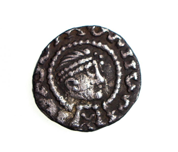 Anglo Saxon Silver Sceat c.680-710AD Series BX-14918