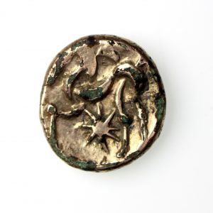 Corieltauvi South Ferriby Gold Stater Contemp. Forgery 55-45BC -15074