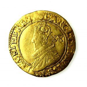 Charles I Gold Unite 1625-1649AD -15418