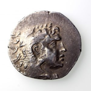 Alexander The Great Silver Tetradrachm 336-323BC Posthumous -15478