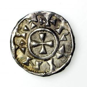 Anglo-Viking Coinage East Anglia St Edmund Silver Penny 885-915AD-15498